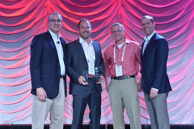 Great news! Metro Construction was named a 2015 Owens Corning Roofing Platinum Preferred Contractor at Owens Corning's 2015 awards ceremony....
