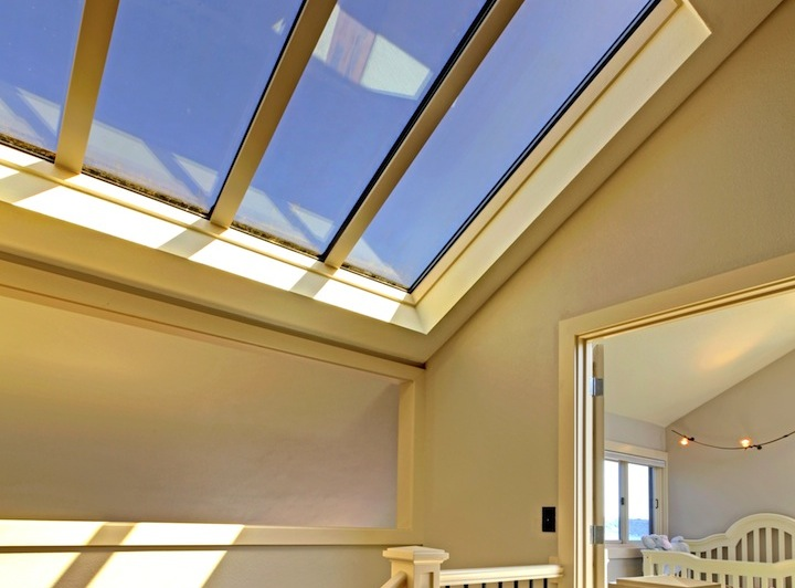 New windows are more energy efficient and reduce energy bills
