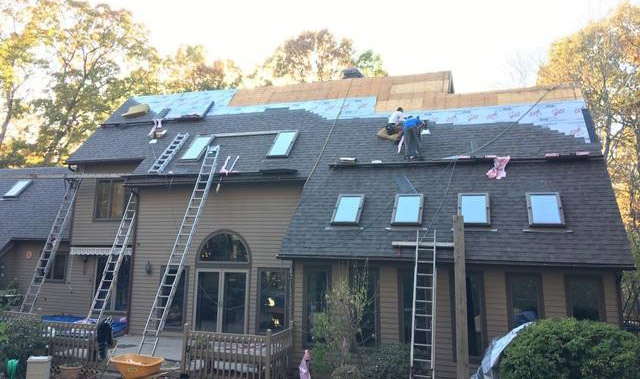 Roof Replacement in Connecticut
