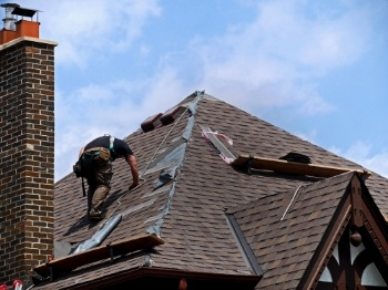 What should you do when you don't have the money to repair damage to your home?...