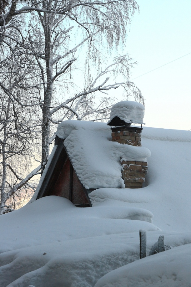 How Much Snow Is Too Much For Your CT Roof ?