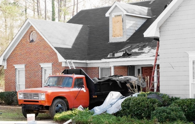 Large storms can cause severe damage to our homes. If we prepare before the storm, we can save our homes...