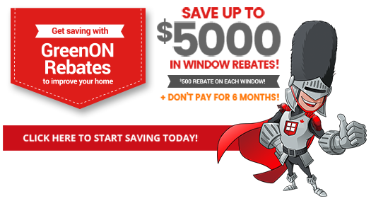 Get up to $5,000 in window rebates