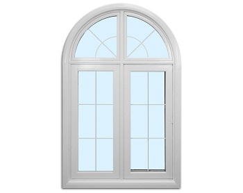 Window styles ontario replacement windows guide for Round top windows