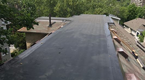 Greater Boston's flat roof contractor