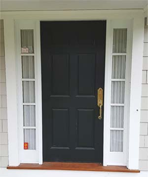 Greater Fairfield, Litchfield, New Haven, and Middlesex Counties replacement door services