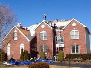 Underlayments for replacement roofs in Rochester