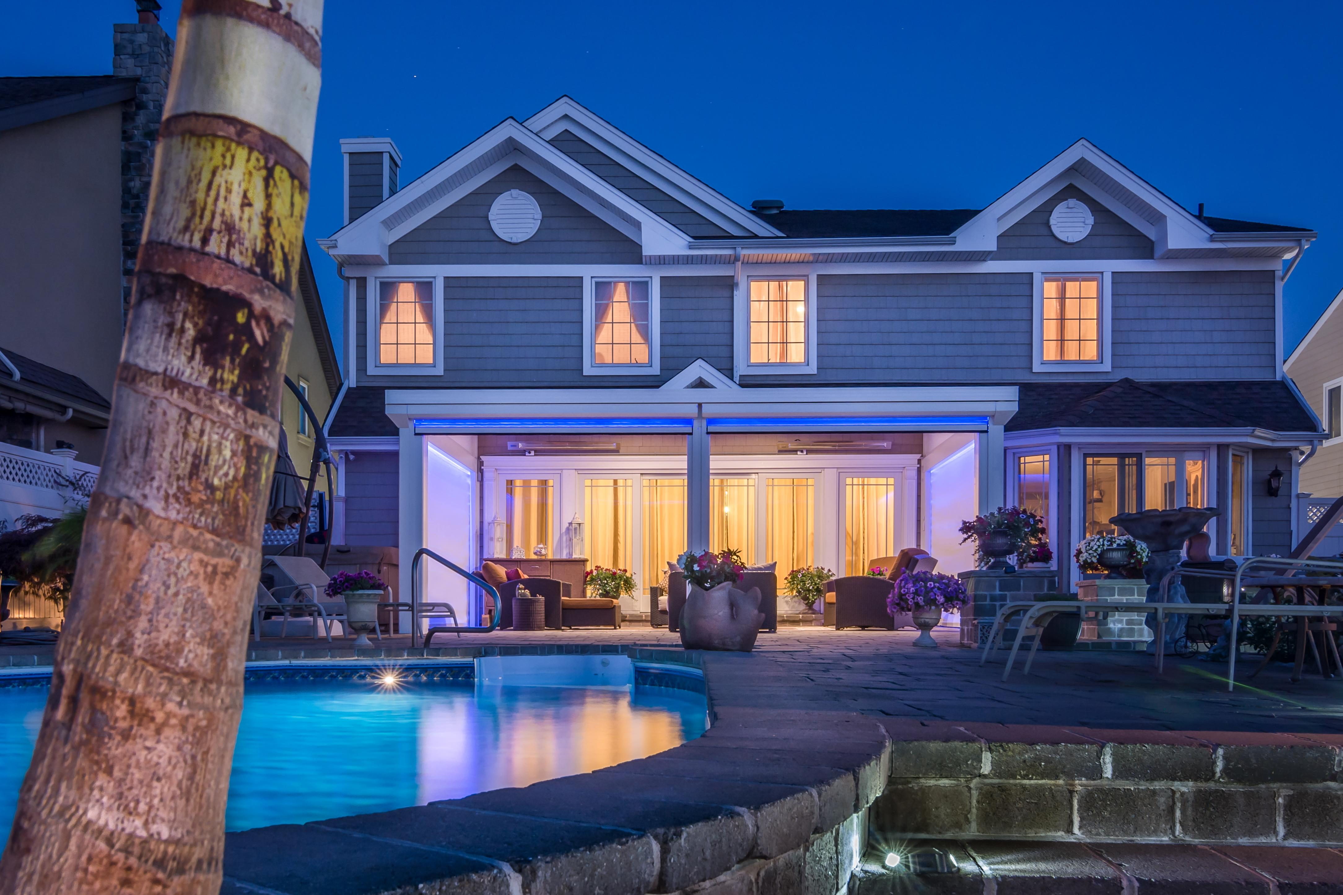 Outdoor LED Lighting Options in Chicago Suburbs