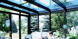 straight eave sunrooms in Chicago Suburbs
