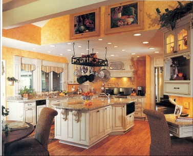 Kitchen design & remodeling in Naperville & nearby IL