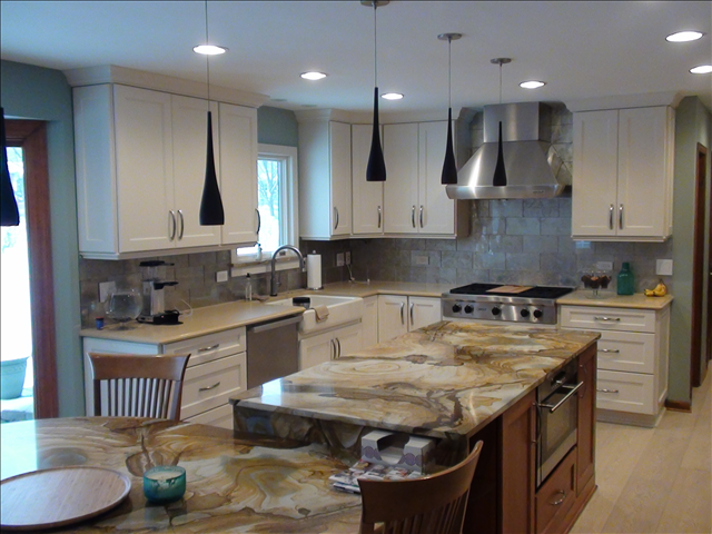 custom kitchen design in Downers Grove, IL