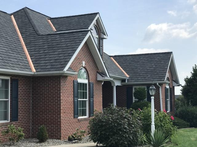Roofing Flashing and Drip Edge Colors for Middle Creek Roofing