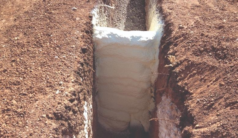 Commercial Trench Breaking Services in Greater New Orleans