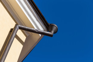 Gutters aren't really noted as a significant part of a house especially if it's not the rainy season. But once...