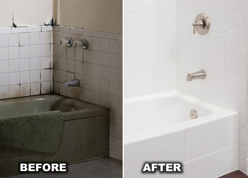 Bathtub Replacement Toledo Oh And Mi Bath Replacement