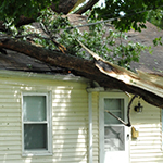 Wind Damage Restoration in Central Florida, Clearwater, Saint Petersburg, Tampa