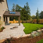 Hardscapes in Central California