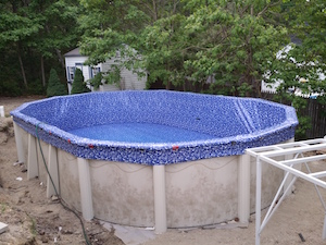 Pool repair in New Jersey