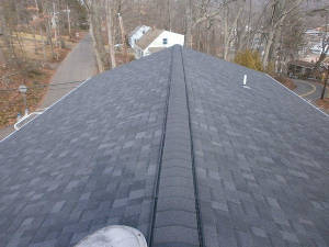Shingle Roof Installed in CT