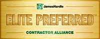 James Hardie Elite Preferred Contractor Alliance