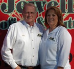 Jewell Roofing & Exteriors owners Ben and Lori Jewell