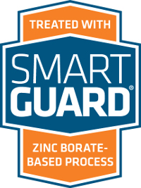 Treated with SmartGuard