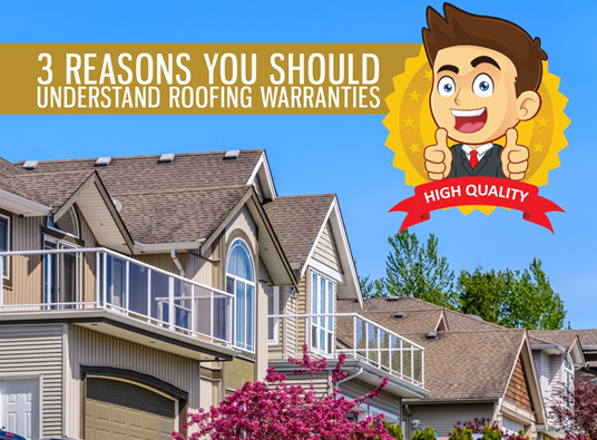 Knowing the kind of protection your roof warranty provides is paramount. A replacement roof is a big investment, so it's...