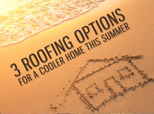 If you're planning to replace your old and failing roof, then summer offers the best timing for this home improvement....