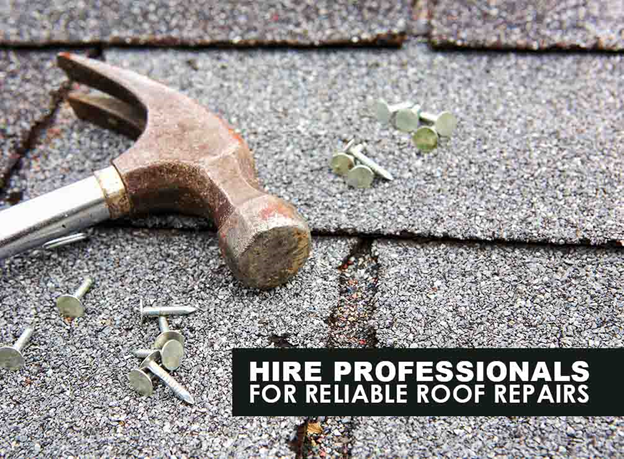 A roof's service life is based on how well-maintained it is and how often it suffers from harsh weather conditions....
