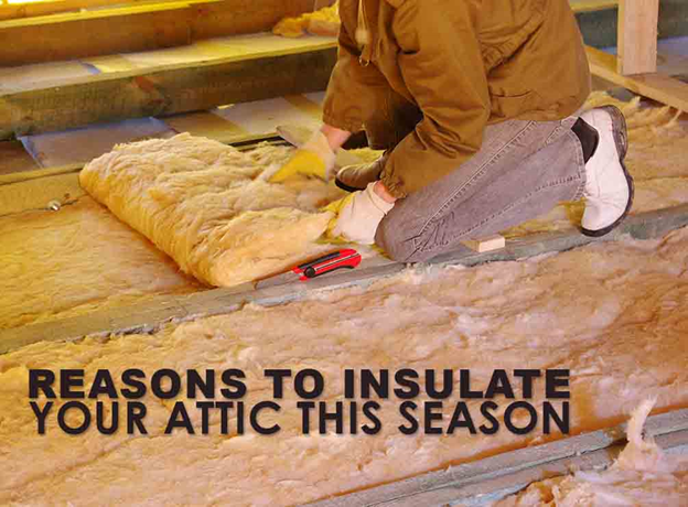 Poor insulation in your attic can cause heat build-up in the area, which can shorten your roof's service life. This...