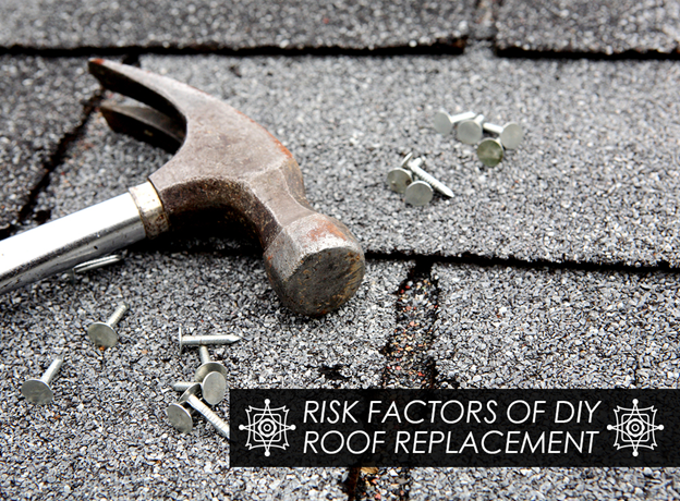 You might notice a string of roof issues when your existing system is already nearing the end of its life....