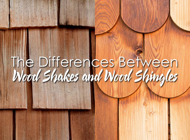 Wood Shakes and Wood Shingles