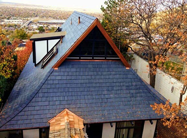 Slate is an ideal roofing choice for most buildings. They can weigh a lot and can be costly, however, making...