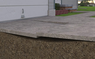 Concrete Leveling in Greater Oklahoma City