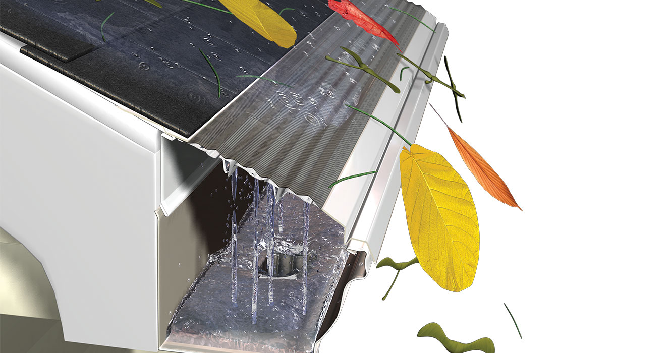 3 Reasons to Invest in Leafless Gutters