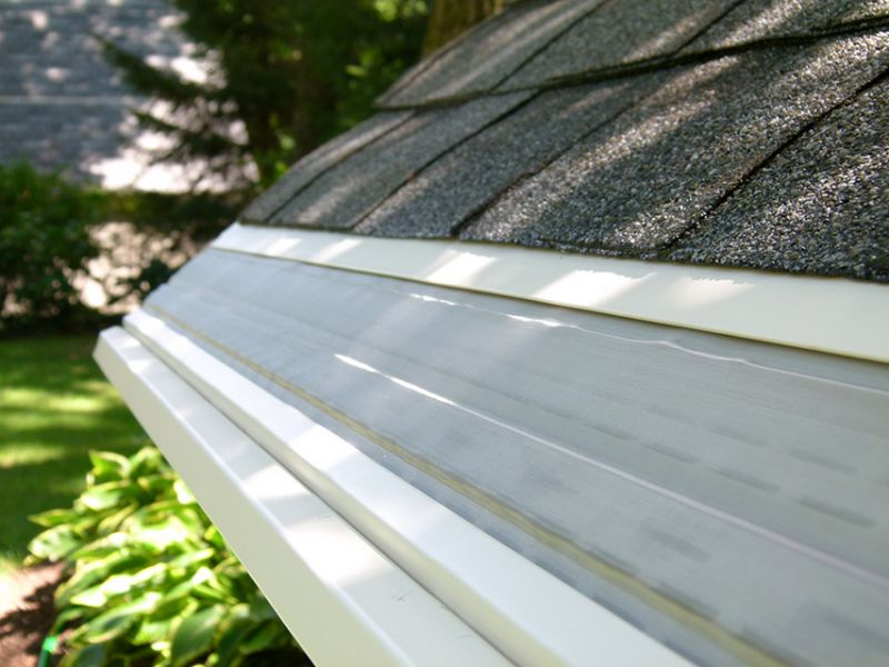 Leaf Filter Gutters In Vancouver Wa Gutter Guard