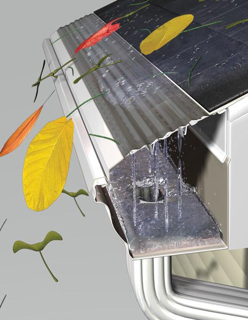 Mastershield gutter guard contractor in portland vancouver gresham mastershield gutter guards keep leaves and other debris out of your gutters solutioingenieria Image collections