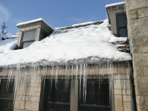 Shingle damage. Ice dams. Broken gutters. These are just some of the things we can look forward to every winter....