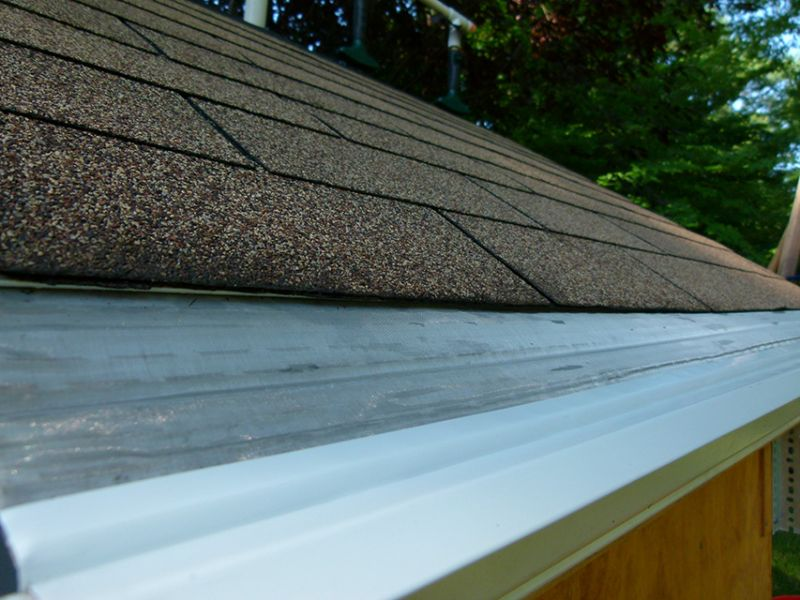 It is often the case that rain gutters go unnoticed for months on end until, one day, the scales tip,...