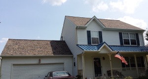 This formerly-drab Harleysville home became the talk of the town after a roof replacement from Summit Roofing & Siding! With failing builder-grade...