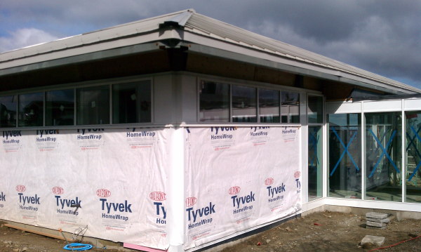 Coastal was contracted by Garrison Properties to insulate a project at the Garrison Golf Club in Garrison, NY....