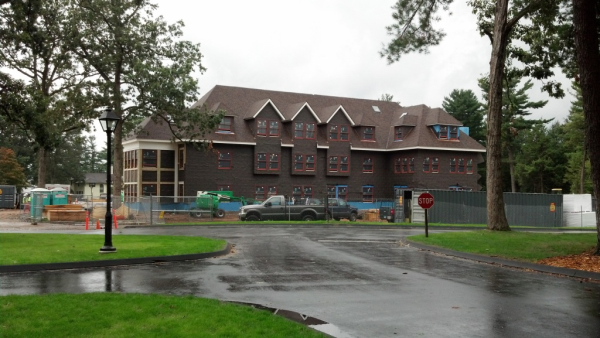 Westminster School - Simsbury CT - Coastal Spray Foam Insulation