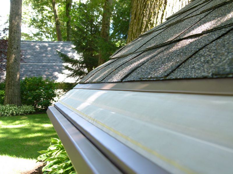 Benefits Of Leafless Gutters News And Events For