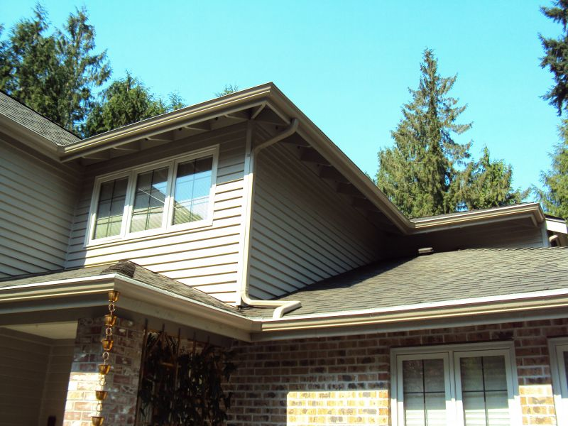 The rain in the Pacific Northwest can cause water damage to your home's foundation if it doesn't drain correctly off...