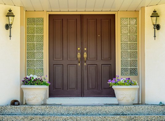 Your entry door is the first thing your visitor sees before they enter your home. In addition, it also contributes...