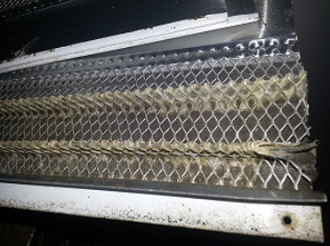 Galvanic Corrosion Gutters