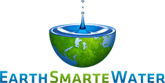 Earth Smarte Water logo