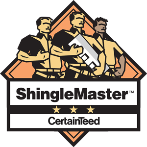 Ridgid Roofing & Construction is ShingleMaster CertainTeed certified