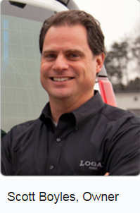 Scott Boyles, Logan Home Energy Services Owner