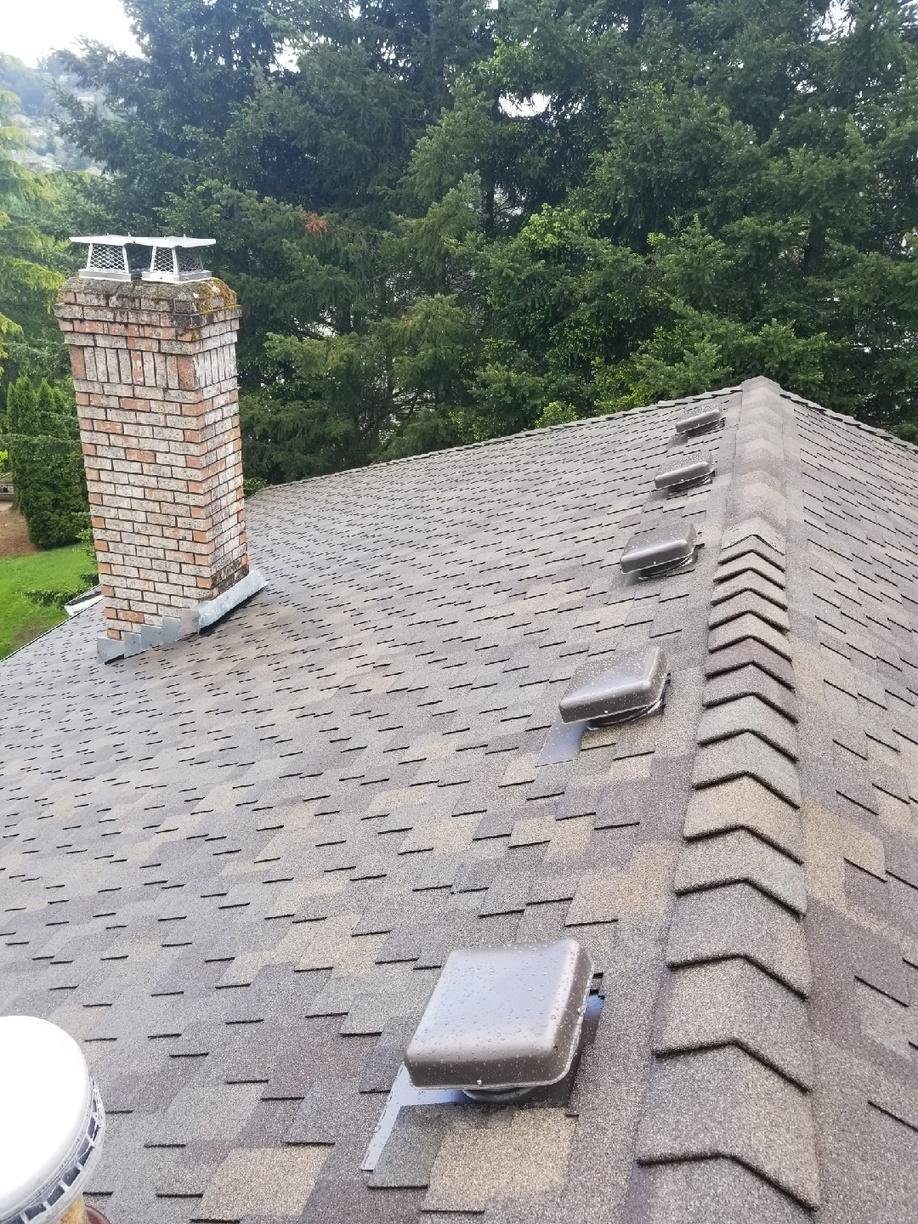 roof replacement in Vancouver, OR, WA